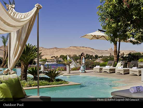 Sofitel Legend Old Cataract 1900 Aswan Historic Hotels Of The