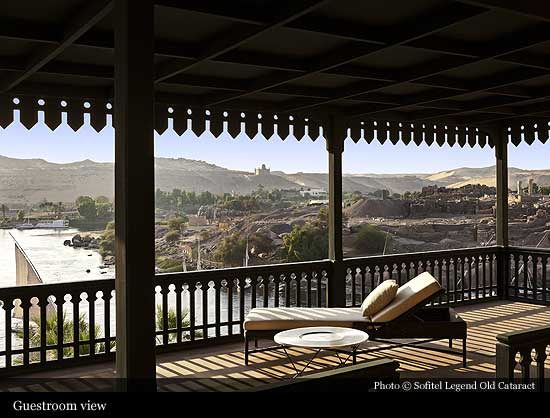 Sofitel Legend Old Cataract 1900 Aswan Historic Hotels