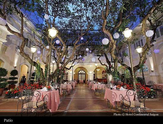 Slideshow Maker The Hotel Continental Saigon