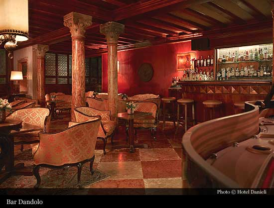 Hotel Danieli 1822 Venice Historic Hotels Of The World