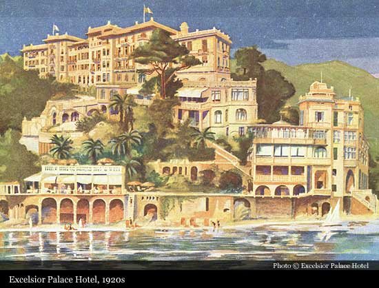 Excelsior Palace Hotel Rapallo Italy