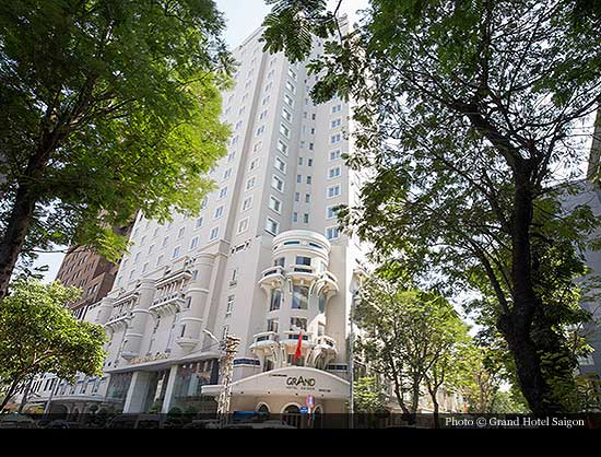 Grand Hotel Saigon 1930 Ho Chi Minh City Historic Hotels Of The World Then Now