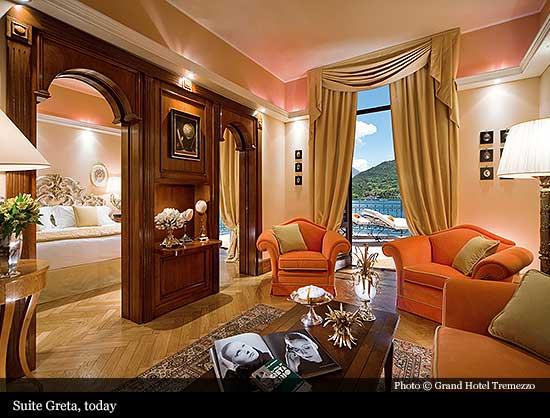 Grand Hotel Tremezzo 1910 Tremezzo Historic Hotels Of The