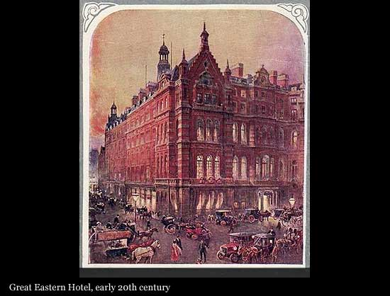Andaz London Liverpool Street 1884 London Historic Hotels Of