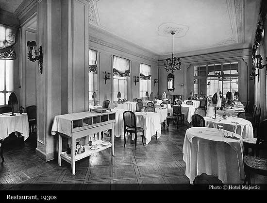 Hotel Majestic 1889 Rome Historic Hotels Of The World