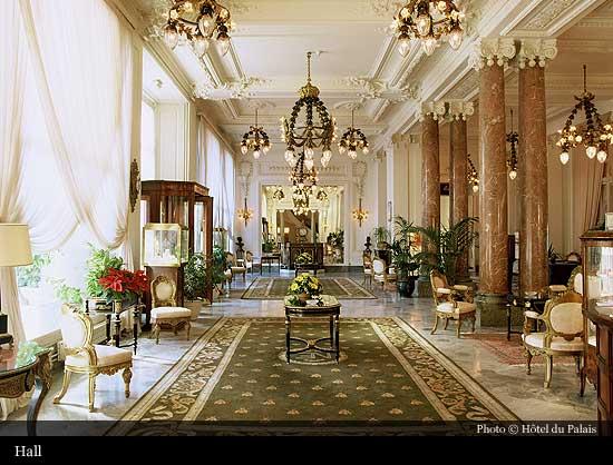 h tel du palais 1893 biarritz historic hotels of the. Black Bedroom Furniture Sets. Home Design Ideas