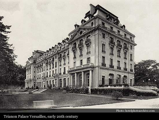 Image result for trianon palace versailles