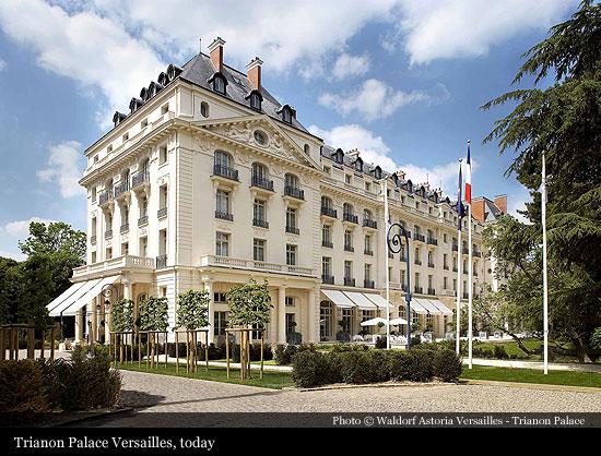 Trianon palace versailles a waldorf astoria hotel 1910 versailles historic hotels of the - Hotel trianon versailles ...